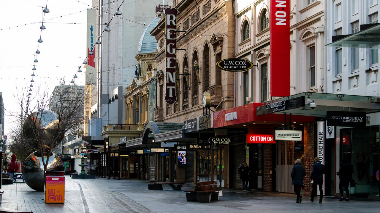 50,000 Medium And Small Businesses In South Australia To Get Income Support
