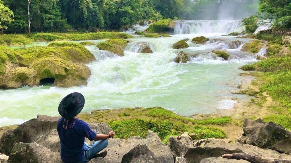 Chiapas, un paraíso para vacacionistas en tiempos de pandemia
