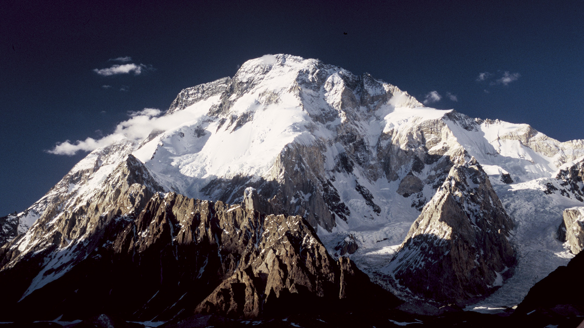 South Korean Climber Feared Dead After Falling From Pakistan's Broad Peak