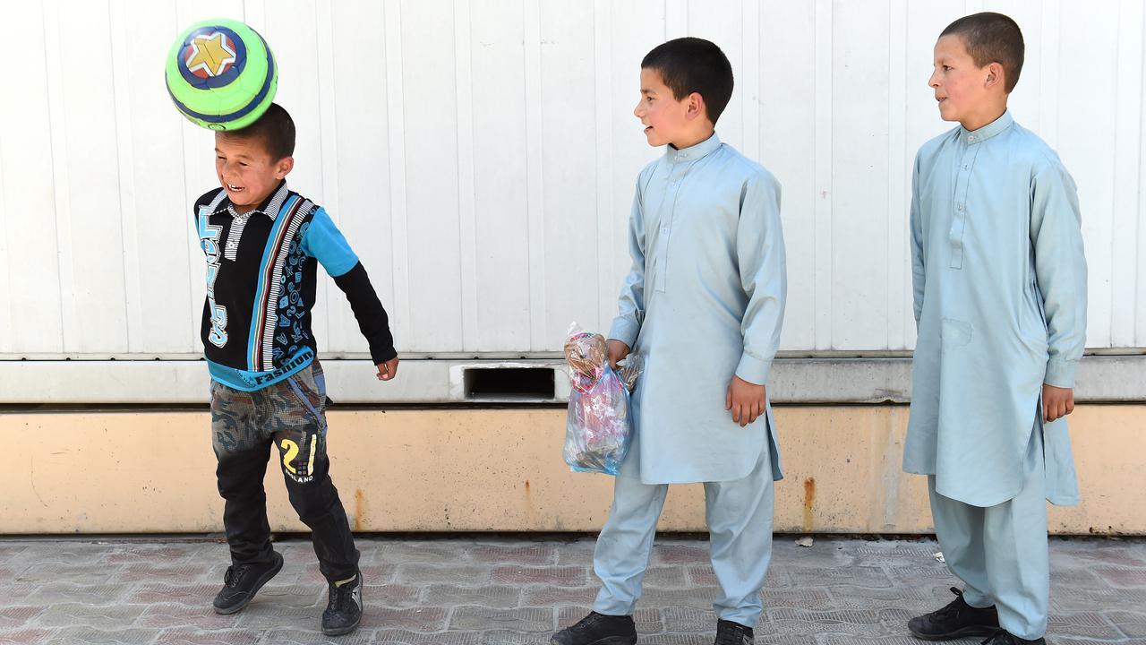 Australia Considers Return To Afghanistan