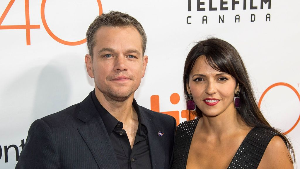 """Matt Damon Reveals Why His Daughter Refuses To Watch """"Good Will Hunting"""""""