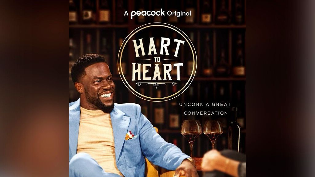 """Kevin Hart Shares Teaser Of """"Hart To Heart"""" Ahead Of Show's Premiere"""