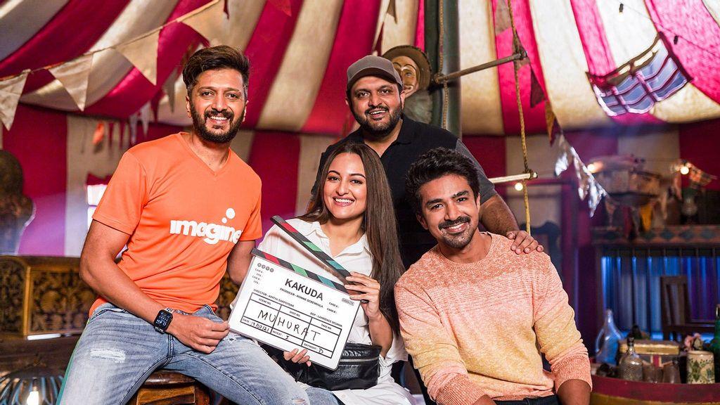 "Riteish Deshmukh, Sonakshi Sinha-Starrer ""Kakuda"" Goes On Floors"