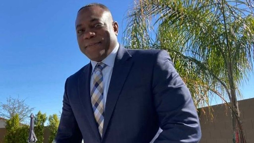 <p>Titus Gardner overcame many obstacles throughout his life on his journey to becoming a successful businessman. (Courtesy of Titus Gardner)</p>