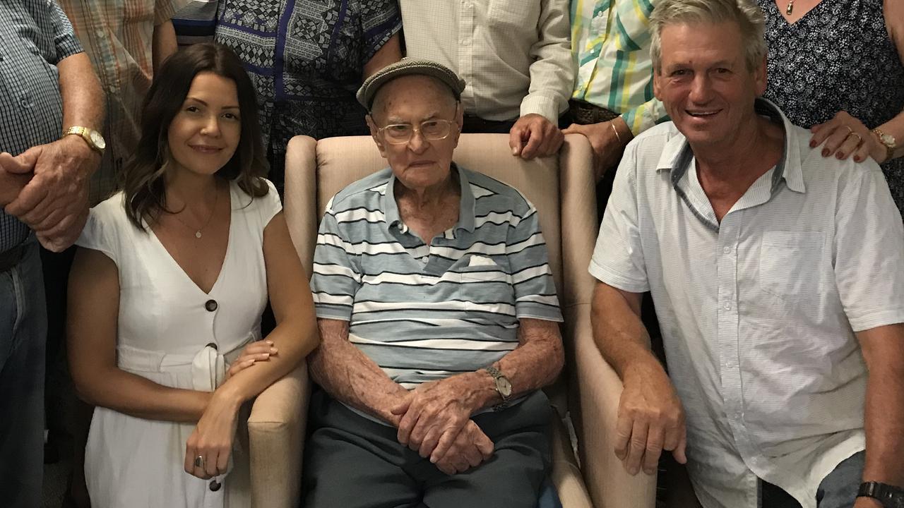 Australia's Oldest Man Dies At 111 Years In Australian State