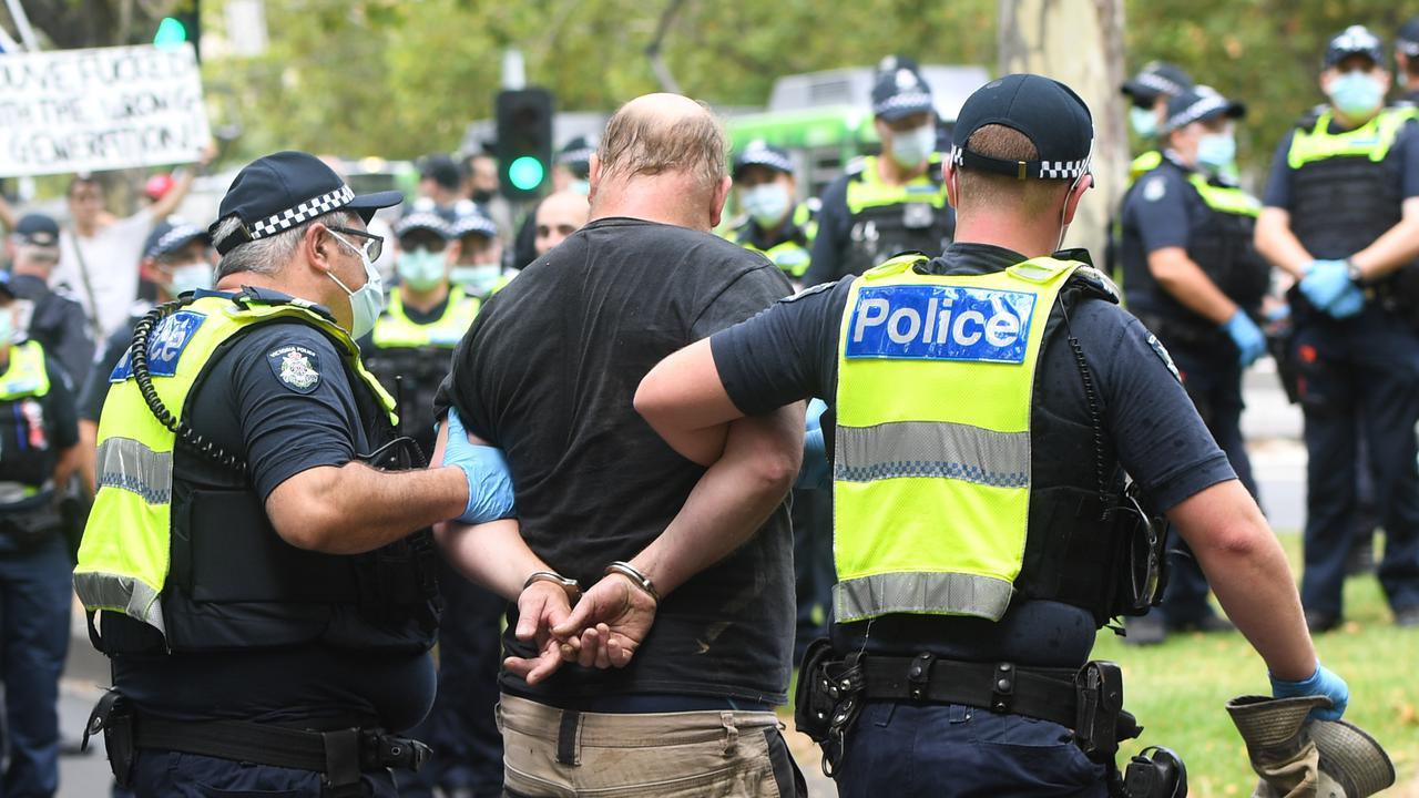 Police Intervention Nuanced Rather Than Arbitrary: Australian Study