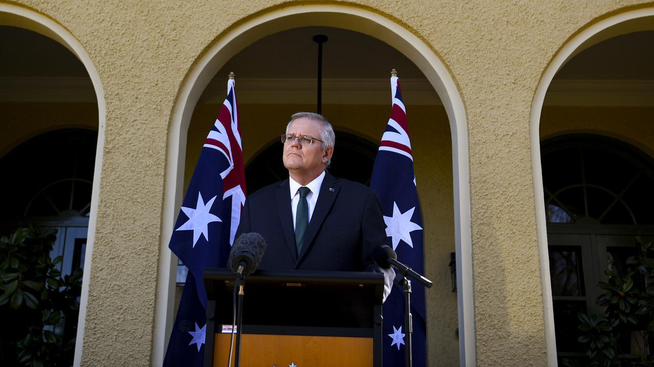 Australia's Prime Minister Warns Of Lockdown Impact On Employment