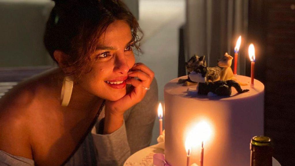 Priyanka Chopra Expresses Gratitude For Birthday Wishes