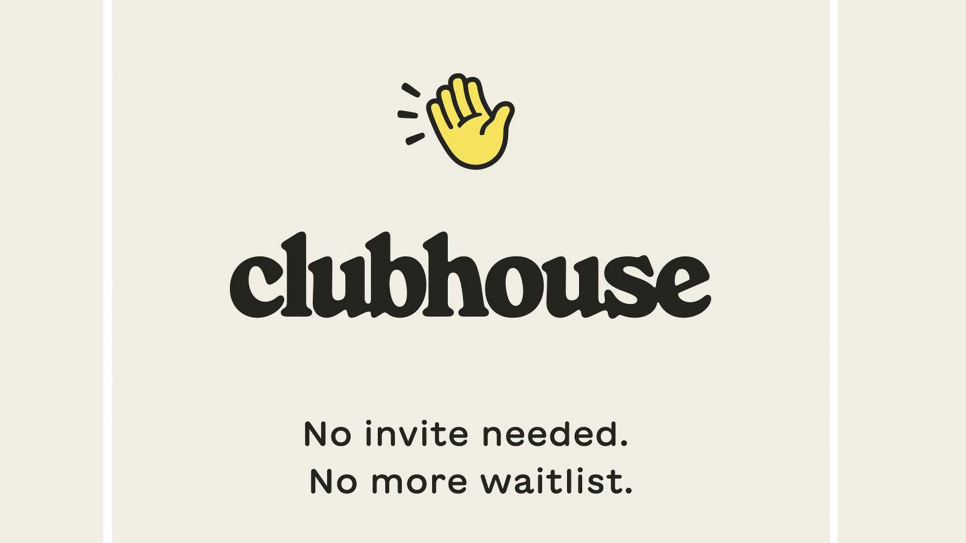 Live Audio-Chat App Clubhouse Opens To Everyone