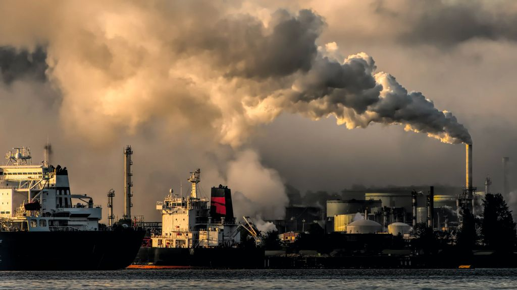 <p>A bipartisan Senate committee has advanced a bill that would invest $100 billion in a broad range of energry initiatives, including carbon capture and storage. (@chrisleboutillier/Unsplash)</p>