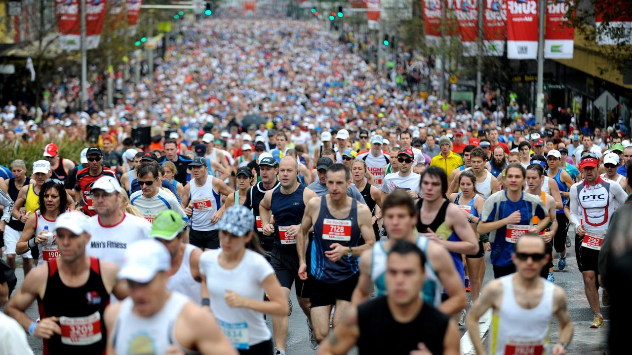 Extra Precautions For Delayed City2Surf In Australia