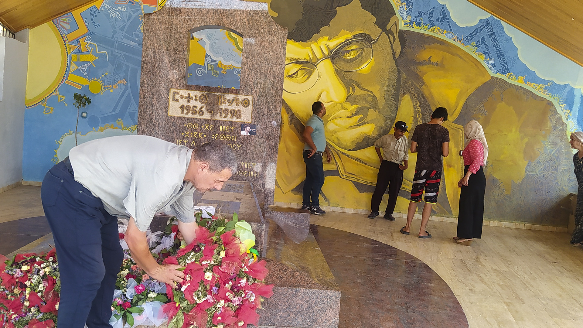 Algeria: Kabylia Marks The 23rd Anniversary Of The Murder Of Controversial Singer Matoub Lounès