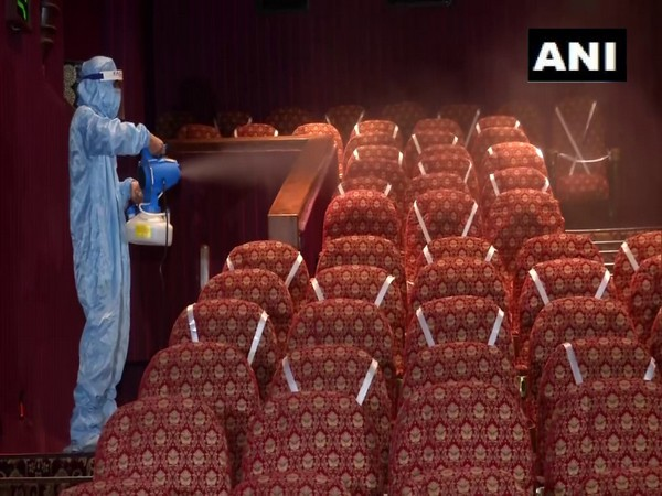 Movie Theaters In Indian Capital Gear Up To Welcome Back Cine Buffs