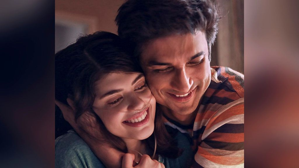 """Sanjana Sanghi Turns Emotional As Her Movie """"Dil Bechara"""" Completes A Year"""