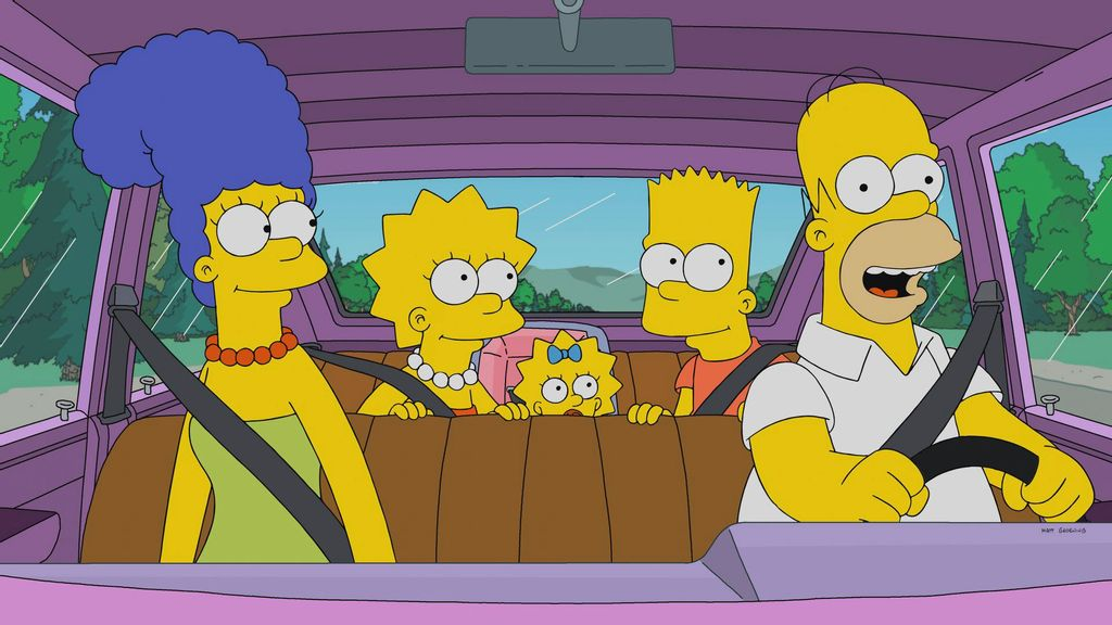 """Season 33 Of """"The Simpsons"""" To Premiere With First All Musical Episode"""