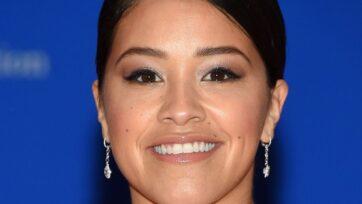 """Gina Rodriguez actualmente produce dos películas con Netflix. Una de ellas es la comedia romántica """"Players, que está en desarrollo. También tiene tres programas de televisión en distintas etapas de desarrollo. (Michael Loccisano/Getty Images)"""