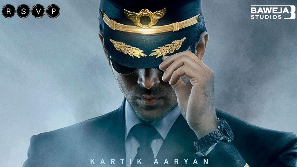 """Kartik Aaryan To Play A Pilot In Hansal Mehta's """"Captain India"""""""