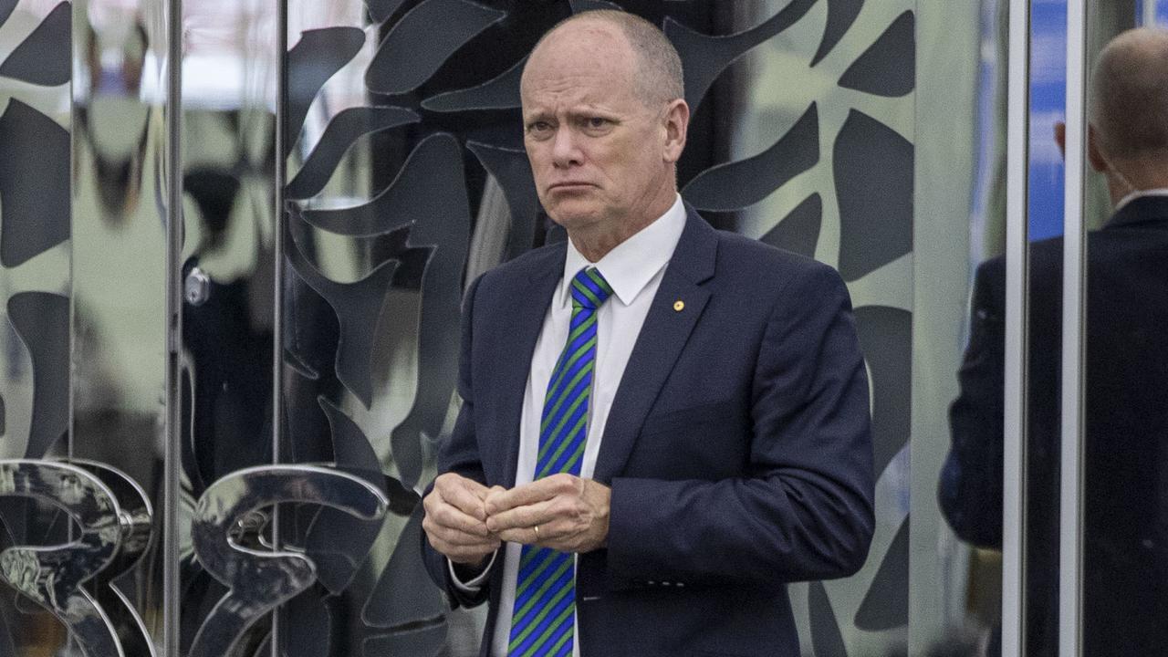 Former Premier's Resignation From Australian Liberal National Party Not Brave: Deputy Prime Minister