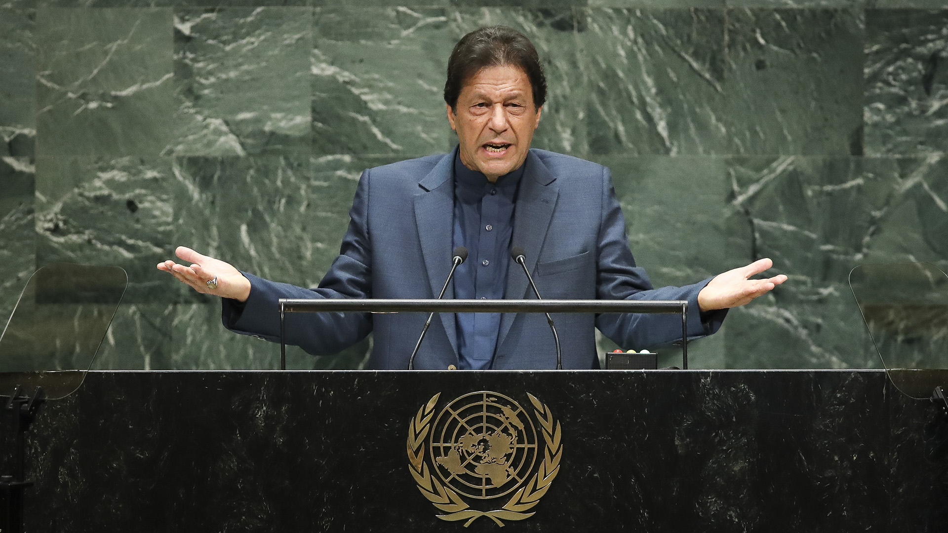 Pakistan Urges United Nations To Probe Alleged Spying On Imran Khan's Phone By India