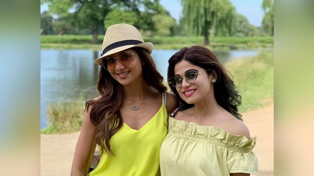 "Shamita Shetty Extends Support To Sister Shilpa For ""Hungama 2"" After Raj Kundra Arrest"