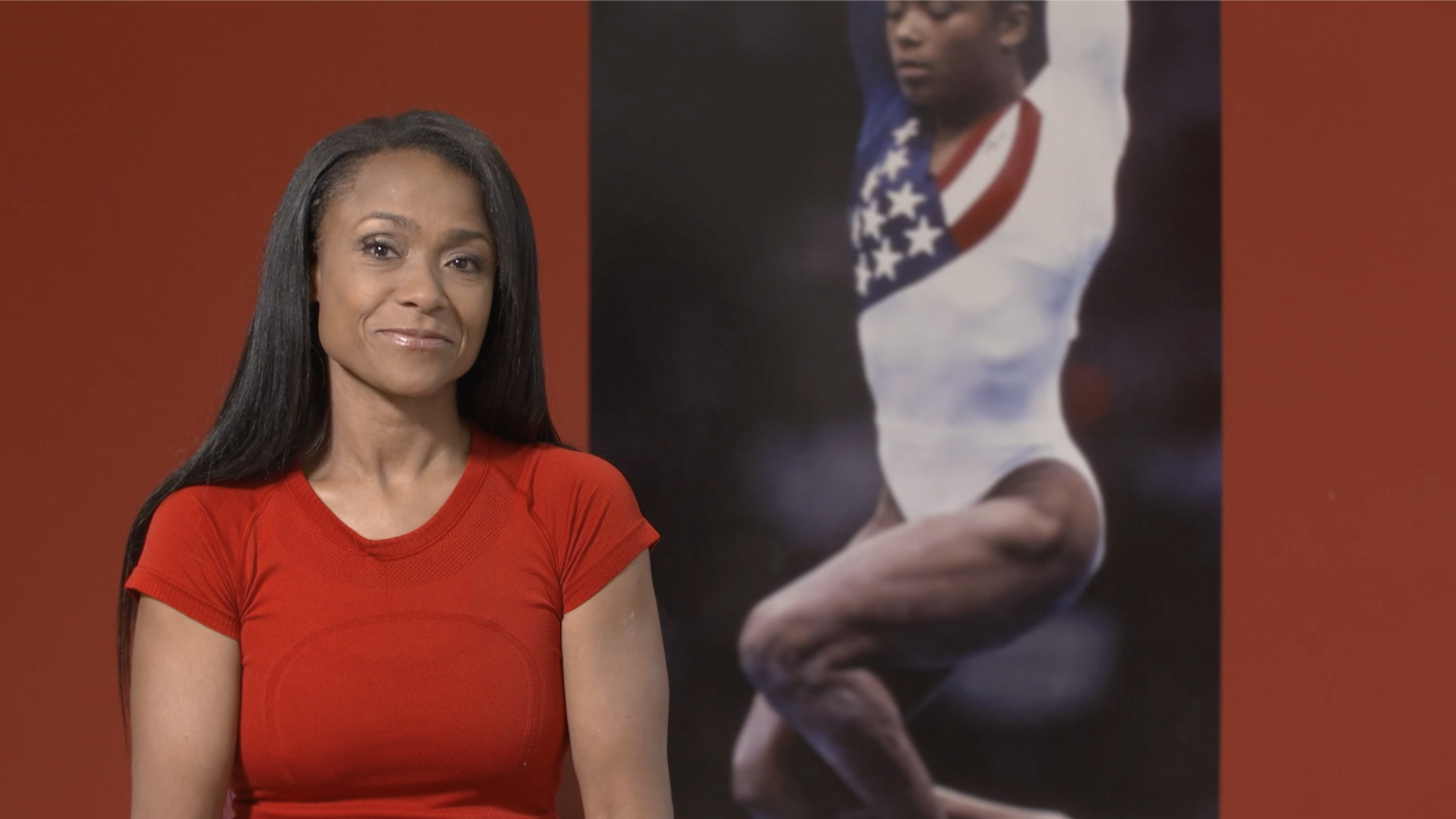 VIDEO: Former Olympic Gymnast Dominique Dawes Says Simone Biles Should 'Be Able To Say No'