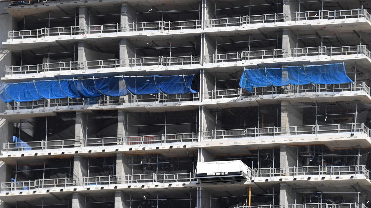 Non-occupied construction will be allowed to restart under changes to the Greater Sydney lockdown.
