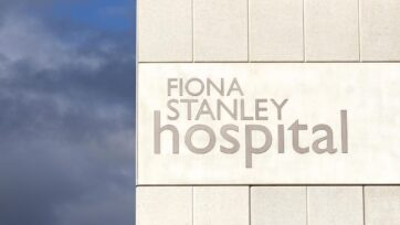 Two staff members at Perth's Fiona Stanley Hospital are in quarantine after a COVID-19 breach.