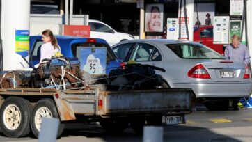 Rising petrol costs are likely to be a large component of an expected rise in new inflation figures.