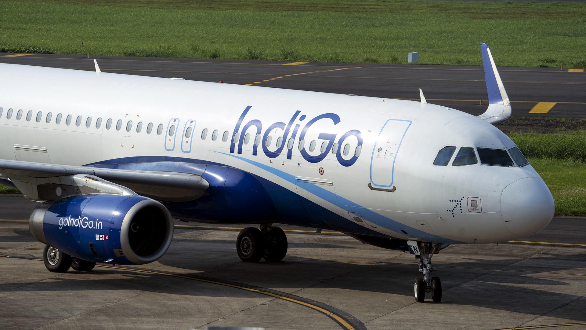 IndiGo Q1 Net Loss Widens To $426.8 Million