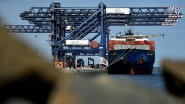 The ACCC is appealing a Federal Court judge's dismissal of its NSW ports monopoly case.