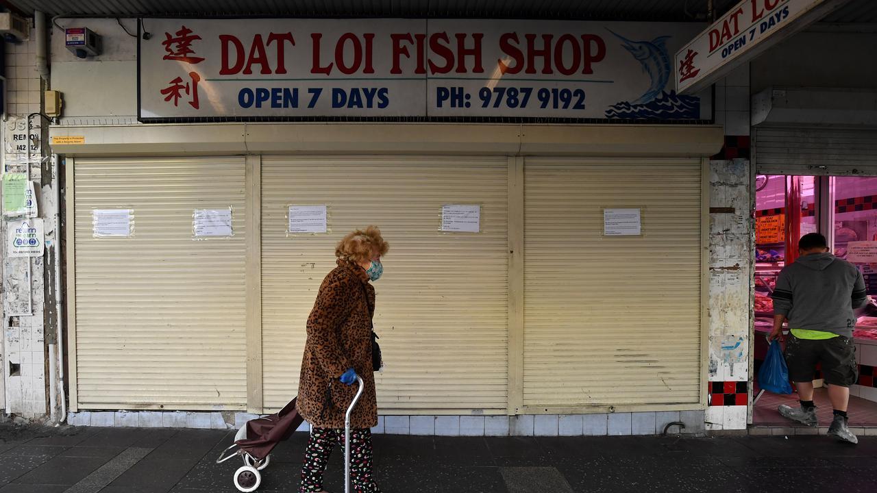 Australian City Facing Four Week Lockdown Extension