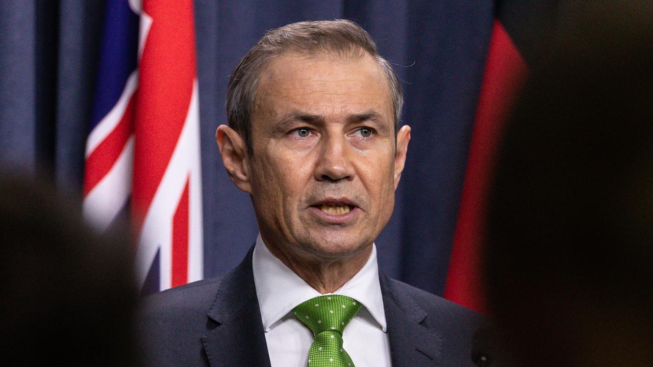 Western Australia In No Rush To Bring Down Hard Borders