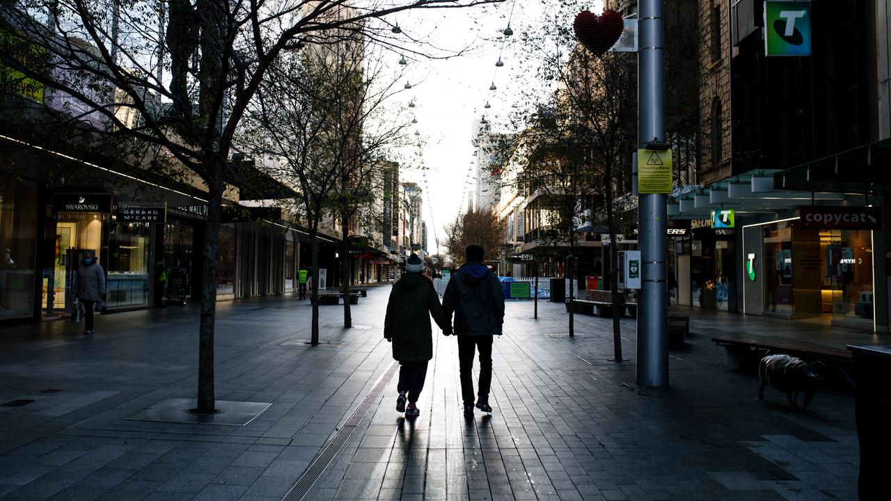 South Australia Emerges From Seven-Day Lockdown, Business To Rebuild