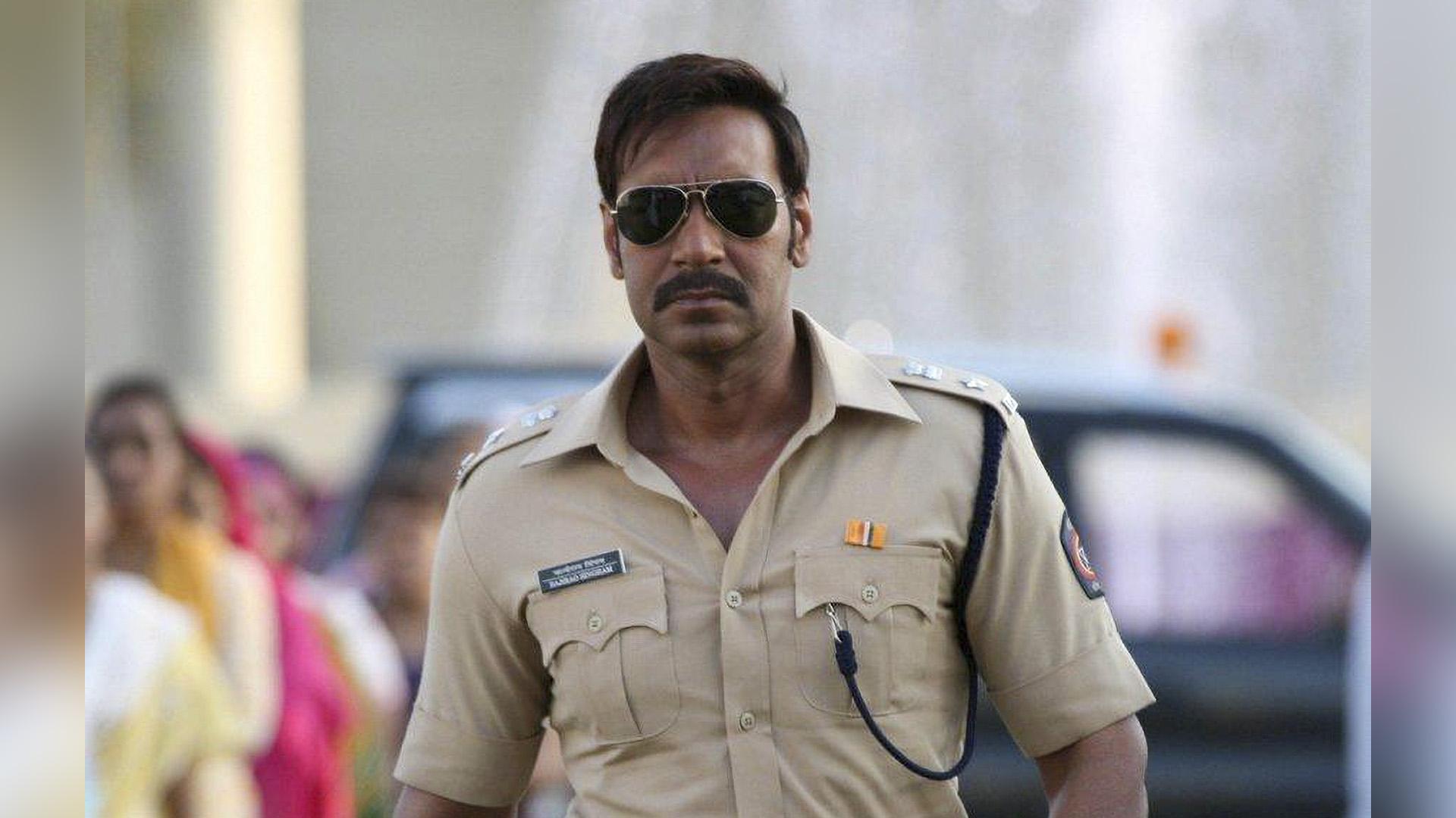 "Ajay Devgn Gets Nostalgic As ""Singham"" Clocks 10 Years"