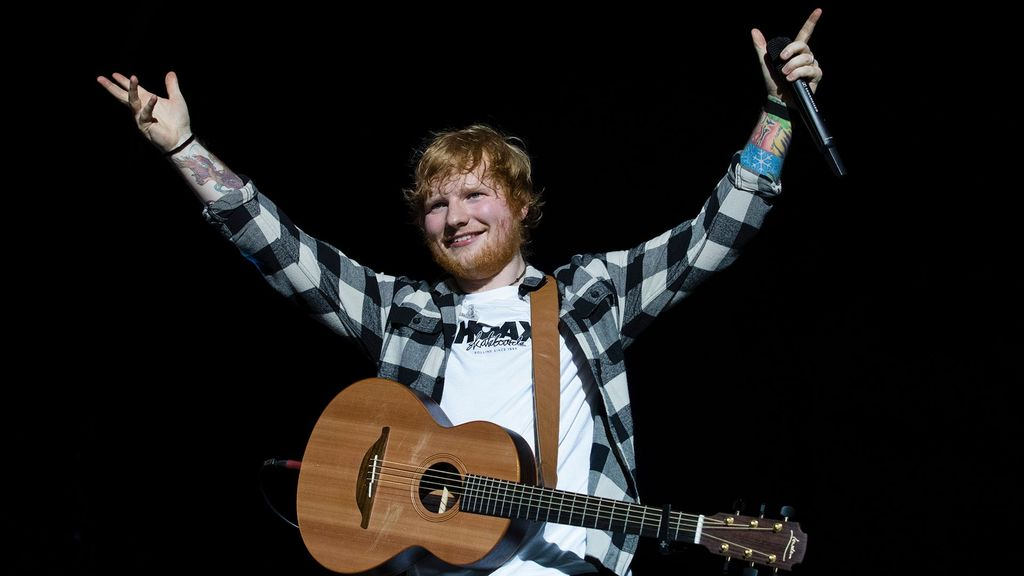Ed Sheeran Reveals Why He Didn't Quit Music After Welcoming Daughter Lyra