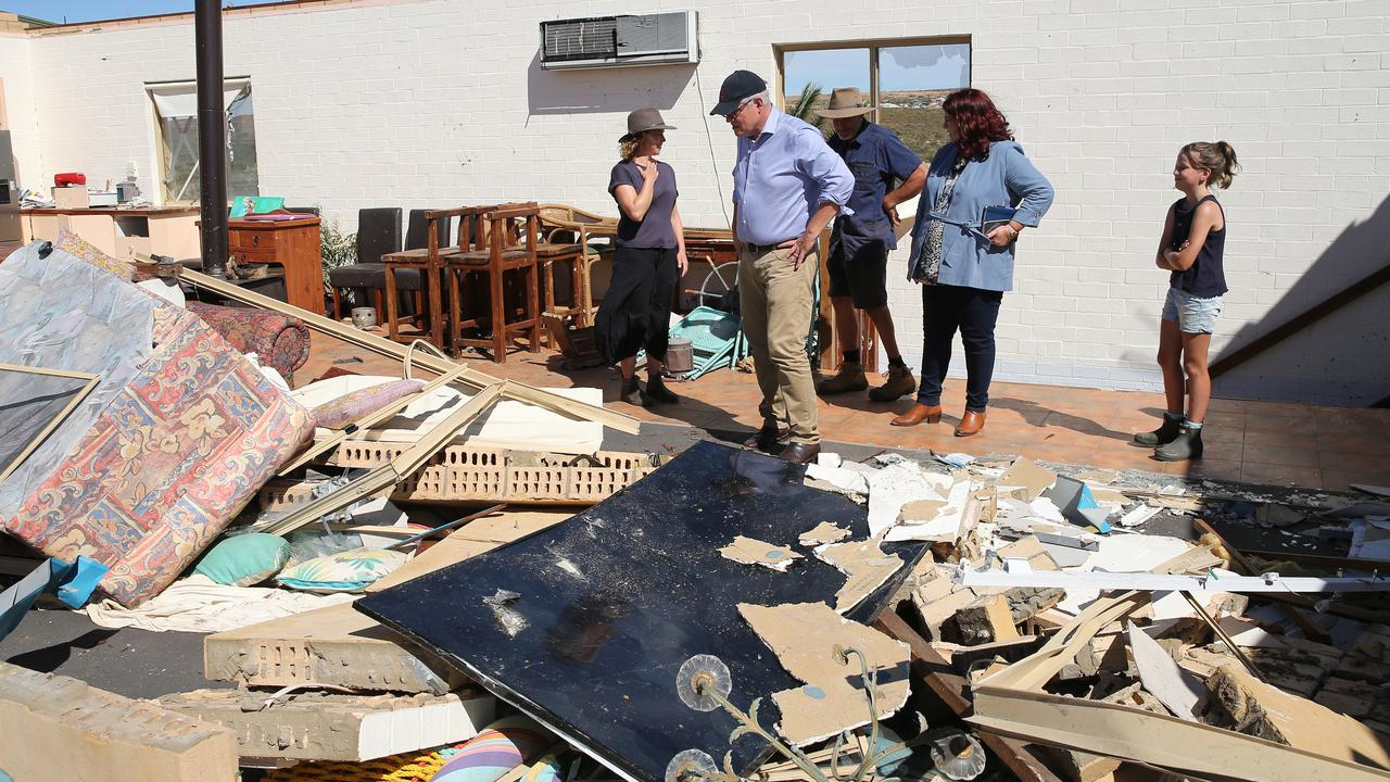 Major Recovery Package Announced After Cyclone Hit Western Australia
