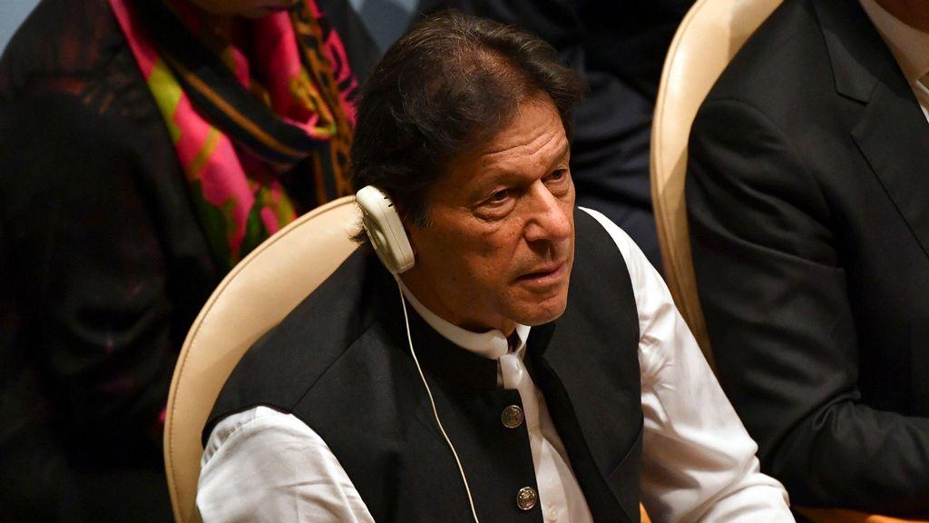 Pakistan PM Imran Khan: Taliban Normal Civilians, Not Military Outfits