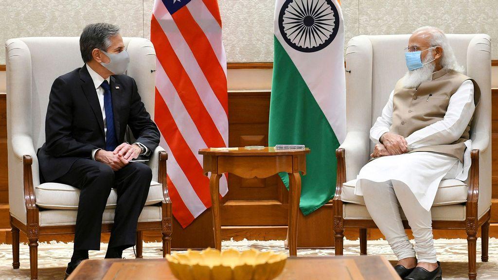 US Secretary Of State Antony Blinken Concludes 2-day India Visit