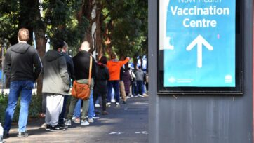 Australia's political leaders will ponder vaccination coverage rates needed to avoid lockdowns.