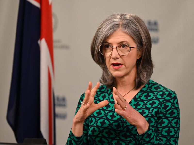 Nicola Spurrier says South Australians in directed home quarantine must complete the full 14 days.