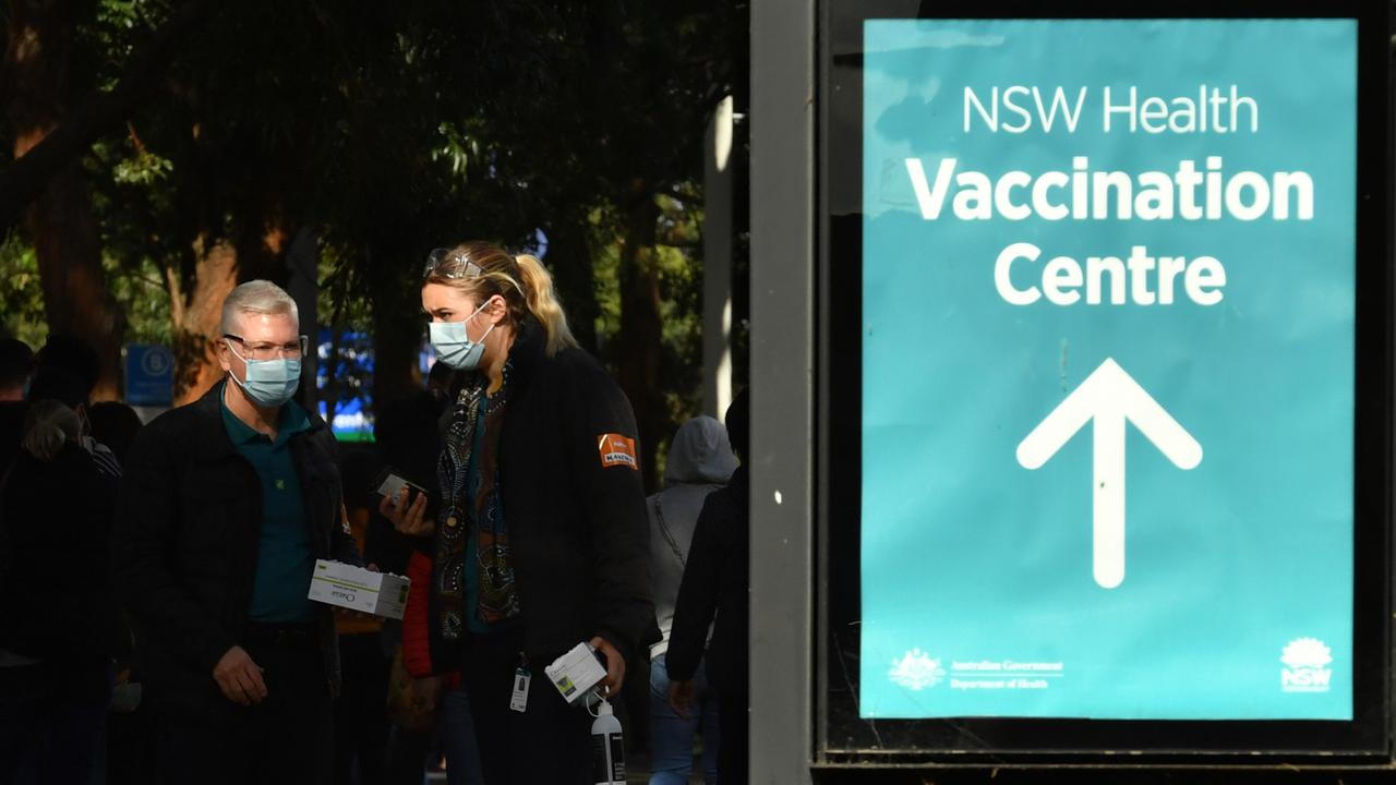 """All-Time High Vaccination In August Will Give Australian State """"Ticket To Freedom"""""""