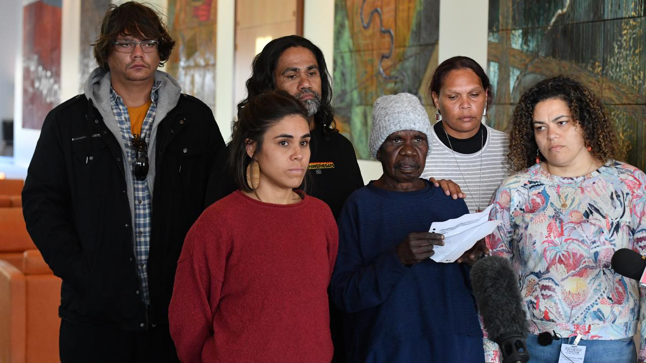 Traditional owners object to a $50m plan to fast-track gas-fracking in the NT Beetaloo Basin.