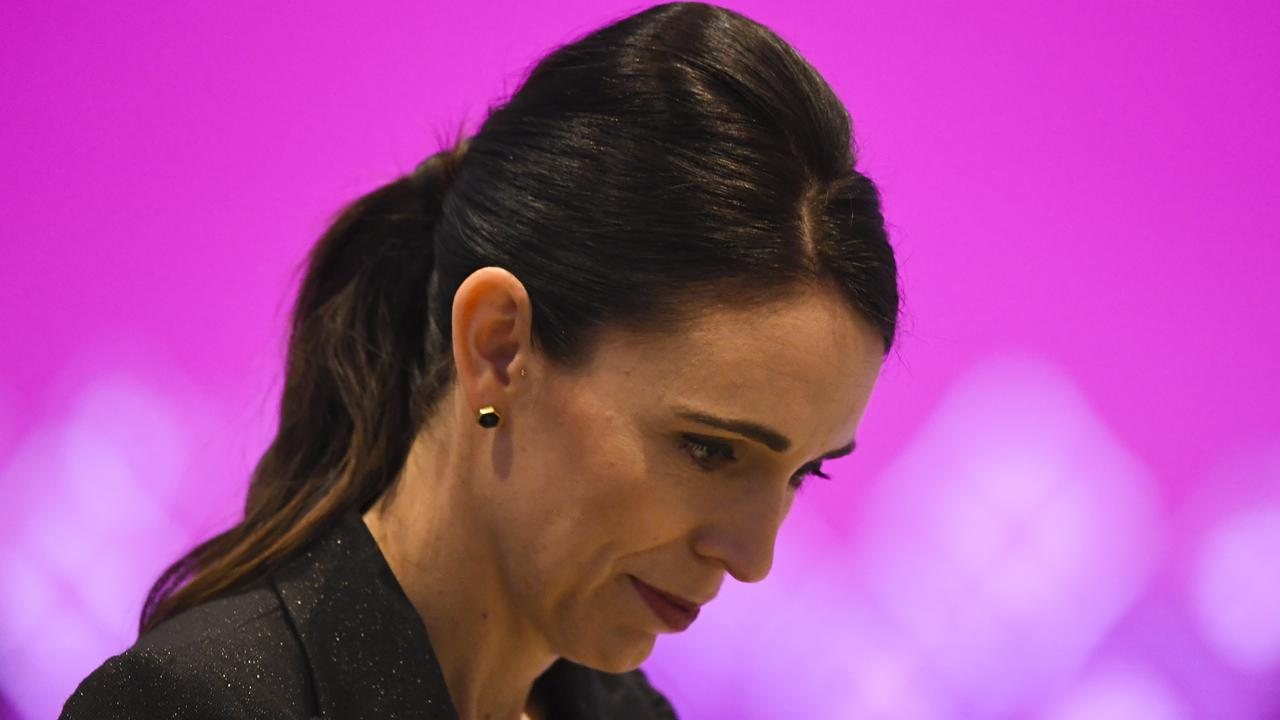 New Zealand Prime Minister Blames Pandemic For Poll Plunge