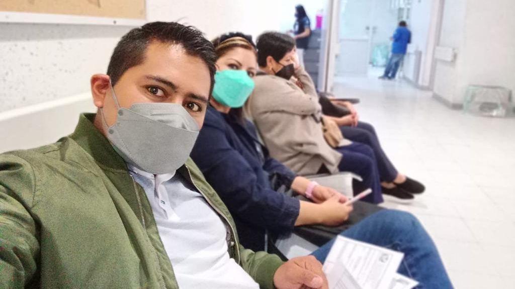 Regalo matrimonial: mexicana dona riñón a su esposo