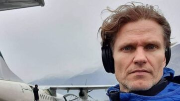 John Snorri, along with climbers Ali Sadpara and Juan Pablo Mohr, went missing on February 5, 2021, during an attempt to climb K2 in winter. Their bodies were located on July 26. (@john.snorri/Zenger)