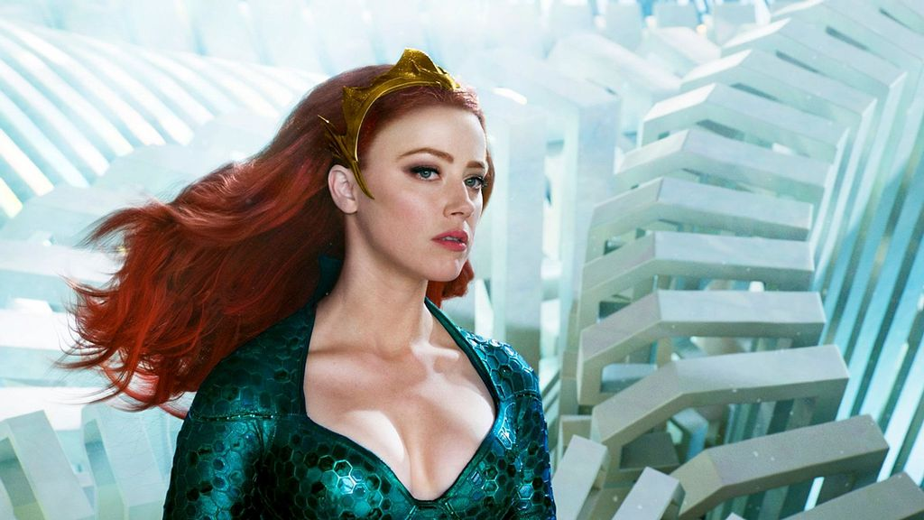 """""""Aquaman 2"""" Producer Opens About Not Removing Amber Heard From Film"""