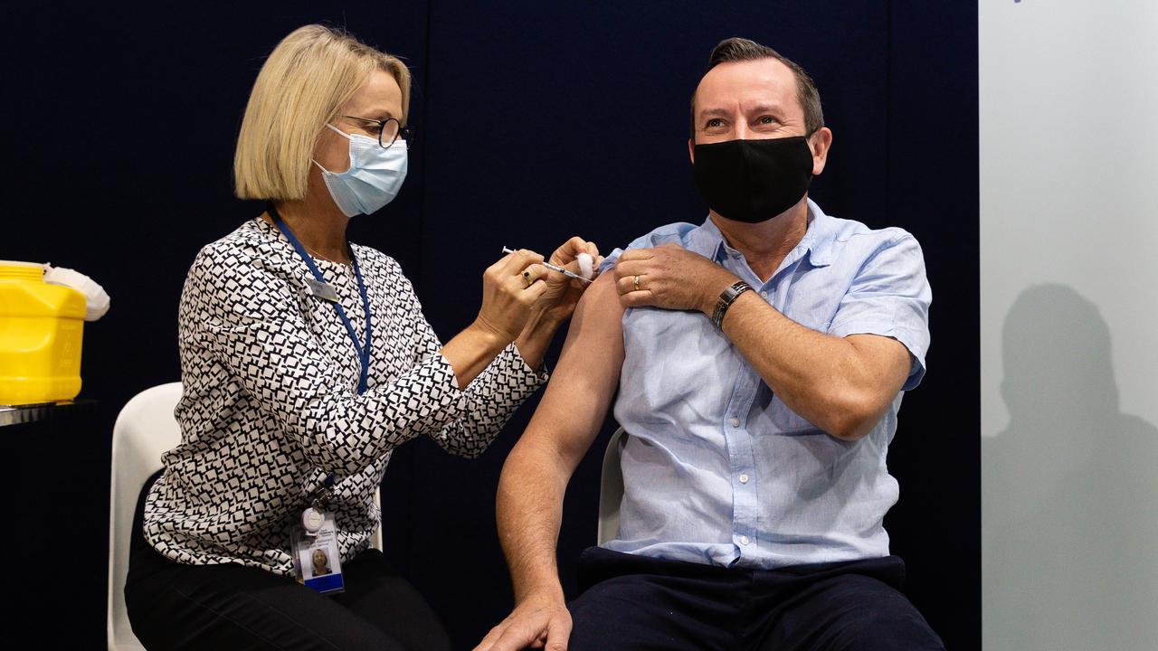 Western Australia Looks To Lift Sluggish Vaccination Rate