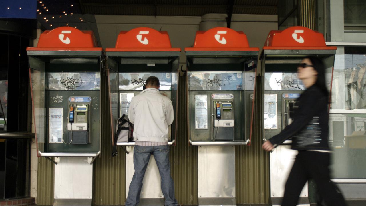 Telstra Make Public Payphones Calls Free In Australia