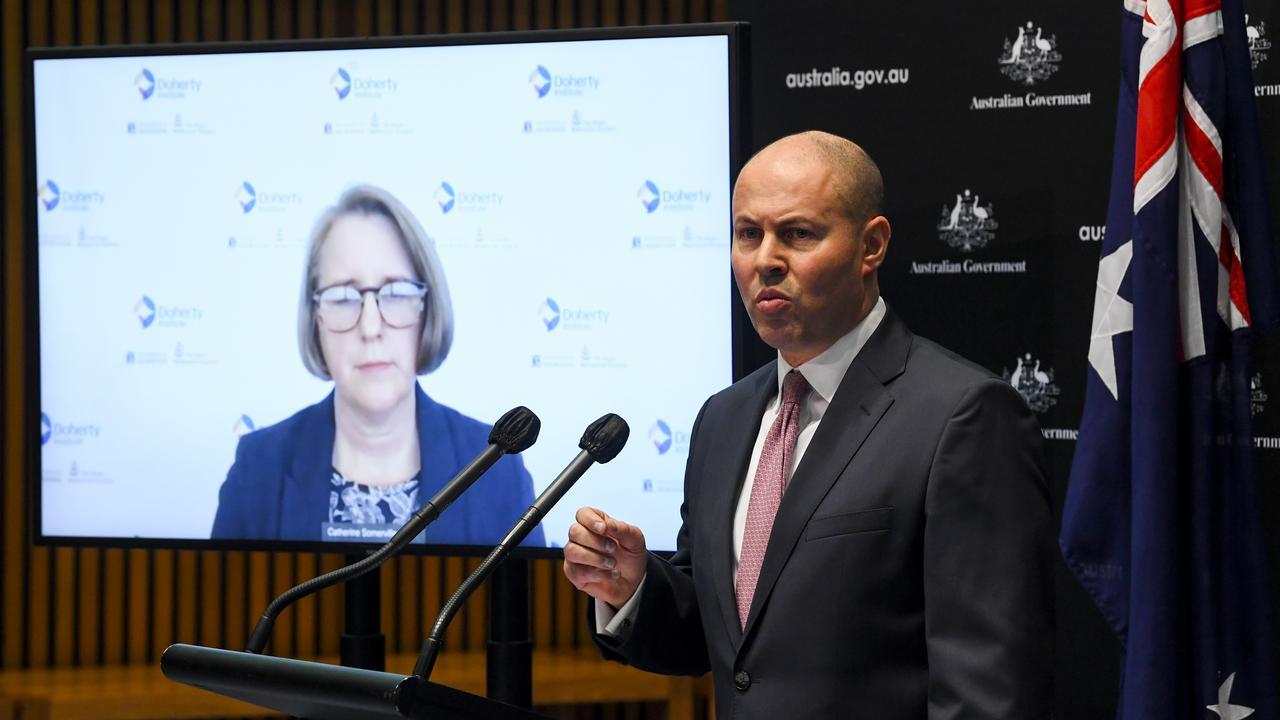 Snap Lockdown Essential, For Now: Australian Treasurer