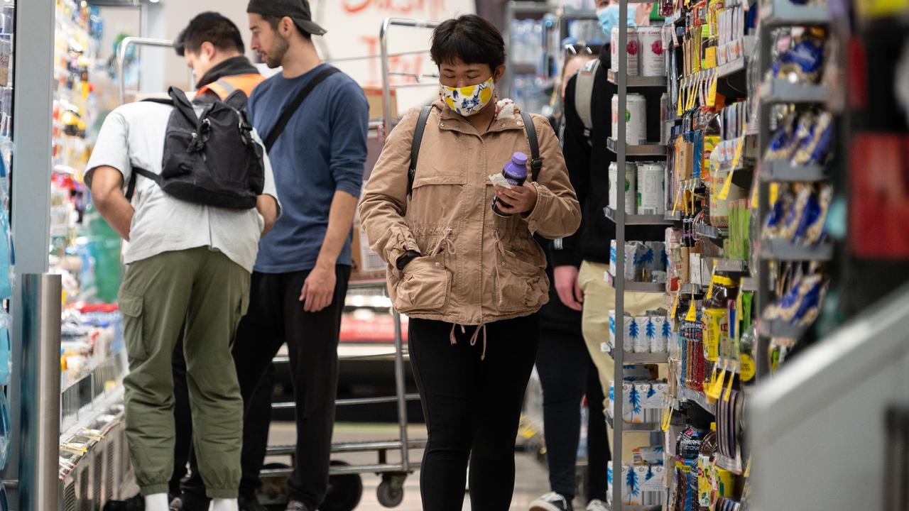 Police To Enforce Sydney Supermarket QR Code Check-In